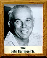 John Barringer, Sr.