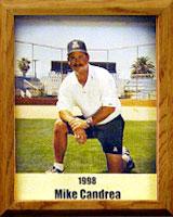 Mike Candrea