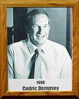 Cedric Dempsey