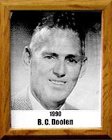 B C Bud Doolen