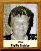 Phyllis Ethridge