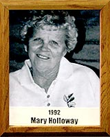 Mary Holloway