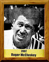 Roger McCluskey