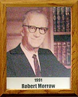 Dr. Robert D. Morrow