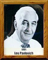Lou Pavlovich, Sr.