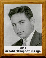 """Arnold """"Chappo"""" Riesgo"""
