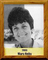 Mary Roby