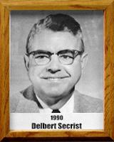 Delbert Secrist