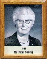 Kathryn Young