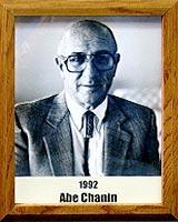 Abe Chanin