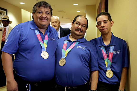 Special Olympics Gold Medalists Pima County Sports Hall of Fame