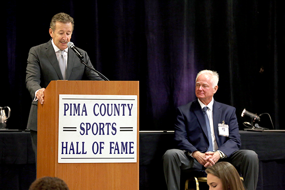 Arte Moreno Pima County Sports Hall of Fame