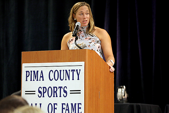 Emma Darlington Munsch Pima County Sports Hall of Fame