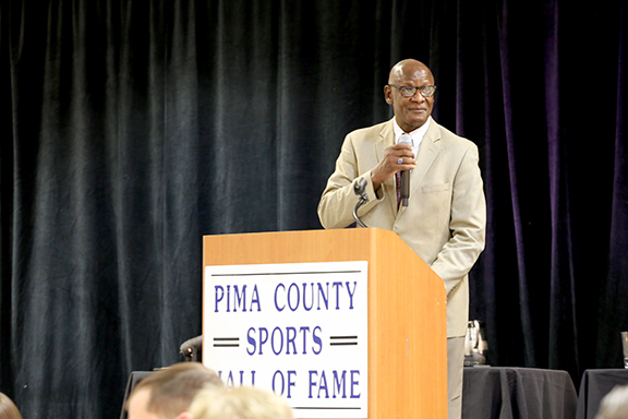 Herman House Pima County Sports Hall of Fame