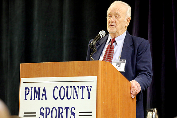Bill Bland Pima County Sports Hall of Fame